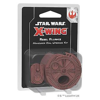Star Wars X-Wing: Rebel Alliance manœuvre Dial Kit de mise à niveau