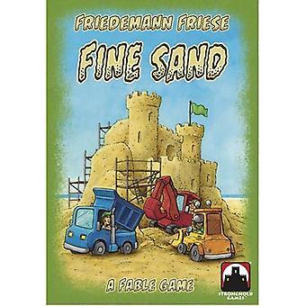 Fine Sand Card Game