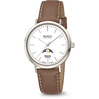Boccia Titanium 3611-01 Royce Concept men's watch