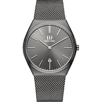 Design dinamarquês Mens Watch IQ66Q1236 Tåsinge
