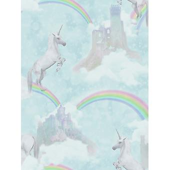 I Believe in Unicorns Wallpaper Holden