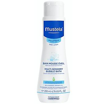 Mustela Multi Sensory Bubble Bath 200ml