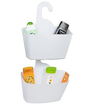 Tatkraft, Posh - 2x Bathroom Baskets