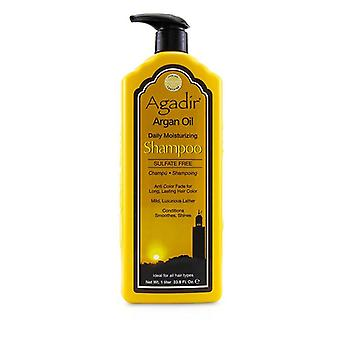 Agadir Argan Oil Daily Moisturizing Shampoo (voor alle haartypes) 1000ml / 33.8oz