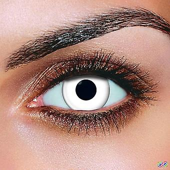 White Contact Lenses (Pair)