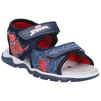 Leomil Kids Spiderman Classic Sandals touch fastening shoe