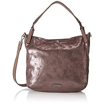 Tamaris 2822182 Bolso de hombro de mujer marrón (marrón (peine marrón oscuro. 395)) 35x8x35 cm (B x Al x T)