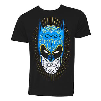 Batman Sugar Skull noir T-Shirt homme