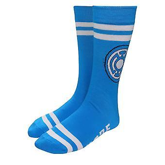 Green Lantern Blue Lantern Hope sokker