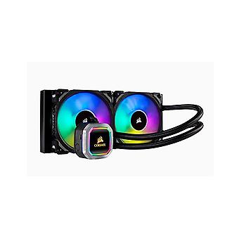 Corsair Hydro Series H100I 240Mm Rgb Platinum Liquid Cpu Cooler