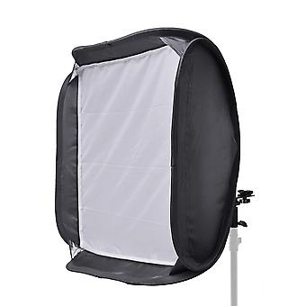 BRESSER SS-20 quick-fit softbox 80x80cm + Honeycomb