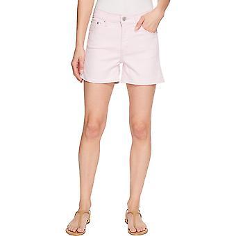 Levi's Women's High Rise Shorts, Soft Light Lilac, 29 (US 8), White, Taglia 8.0
