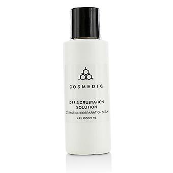 Cosmedix Desincrustation Solution Extraction Preparation Serum (salon Product) - 120ml/4oz