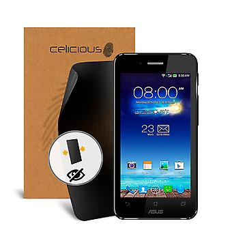 Celicious Privacy 2-Way Anti-Spy Filter Screen Protector Film Compatible with Asus Padfone X Mini