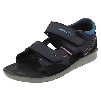 Spedbarn/Junior gutter Startrite sommer sandaler SR myk Caleb
