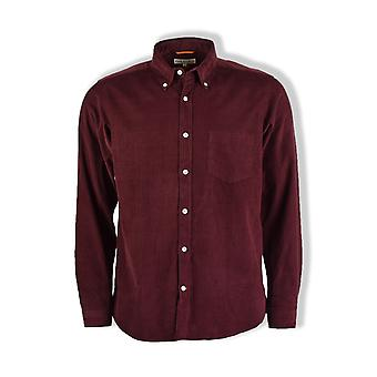 Far Afield Field Cord Shirt (Bitter Chocolate)