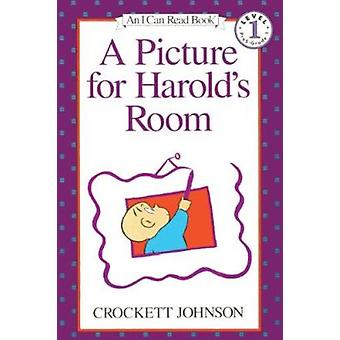 A Picture for Harold's Room - A Purple Crayon Adventure by Johnson - C