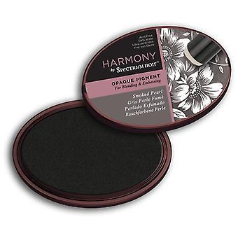 Spectrum Noir Ink Pad Harmony Opaque Pigment Smoked Pearl
