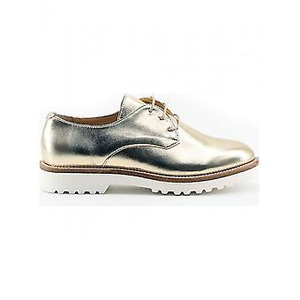 Made in Italia - Schuhe - Schnürschuhe - NINA_ORO - Damen - Gold - 41