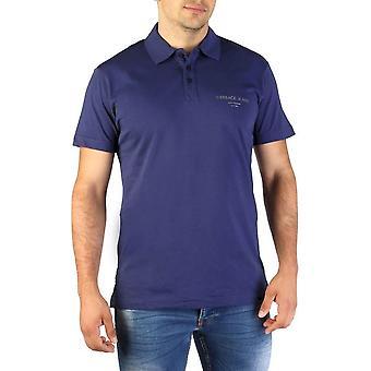 Versace Jeans - Bekleidung - Polo - B3GTB7P7_36610_221 - Herren - navy - 52