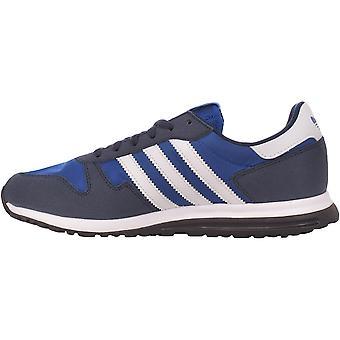 Adidas Originals Boys SL Street fashion sneakers met veters-blauw
