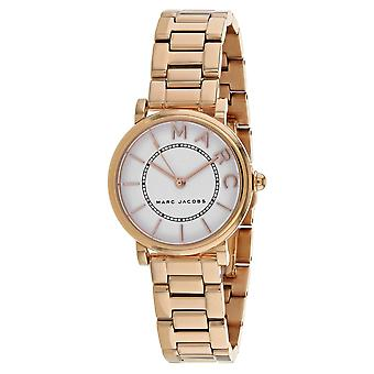 Marc Jacobs Women's Classic White Dial Watch - MJ3527