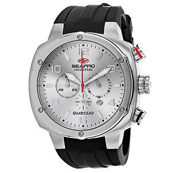 Seapro Men's Guardian Silver Dial Watch - SP3340