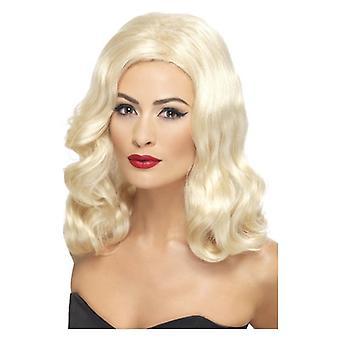 Mujeres 20 años exuberante peluca disfraces accesorios