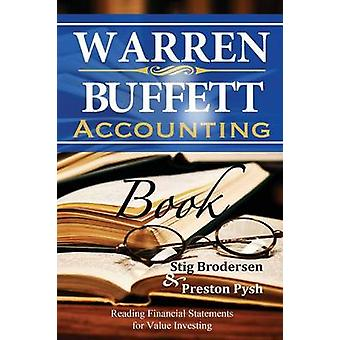 Warren Buffett Accounting Book Reading Financial Statements for Value Investing by Pysh & Preston