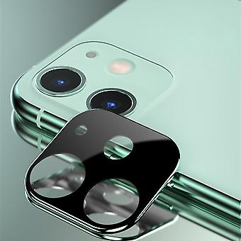 ATB Design Titanium + Tempered Glass Camera Lens Protector iPhone 11 Green