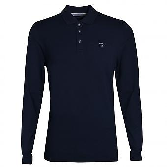 Ted Baker Hommes-apos;s Navy Recline Polo Shirt