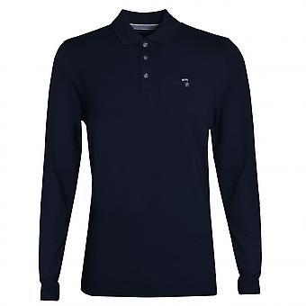 Ted Baker Men's Navy Recline Polo Shirt