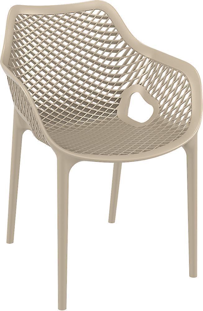 Aéroport7 - France Chaise de jardin Air XL  Blanc Chaises de jardin