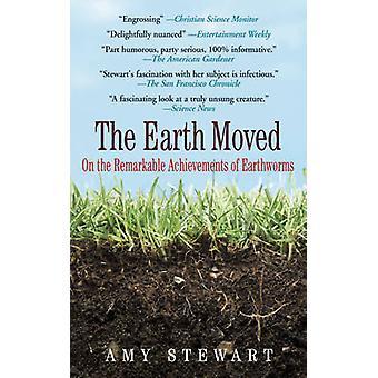 Amy Stewart liikutti Maata