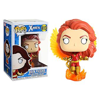 Dark Phoenix w/ Flames w/ chase US Pop! Vinyl