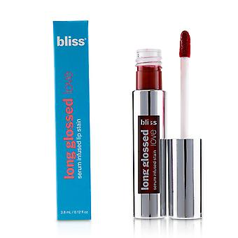 Long Glossed Love Serum Infused Lip Stain - # Red Hot Mama 3.8ml/0.12oz