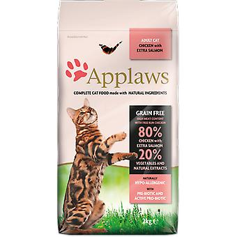 Applaws Chicken & Salmon (Cats , Cat Food , Dry Food)