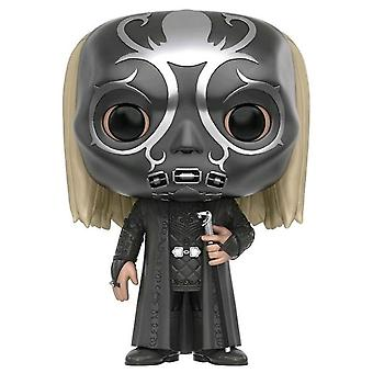 Harry Potter Lucius som Death Eater oss exklusiva pop! Vinyl