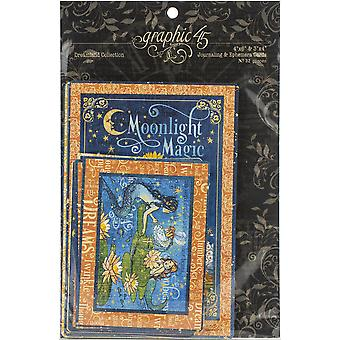 Dreamland Ephemera Cards - (16) 4