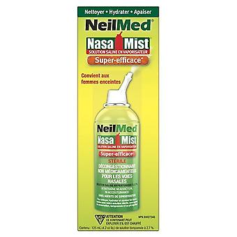 Neilmed extra strength nasamist saline nasal spray decongestant, 4.2 oz