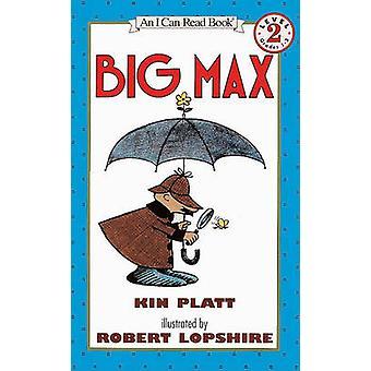 Big Max by Kin Platt - Robert Lopshire - 9780808525981 Book