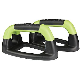 Fitness Mad Angled Push Up Press Up Staat Upper Body Chest Exerciser Black