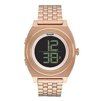 Nixon Time Teller Digi SS tout Rose or Armbanduhr (A948897)