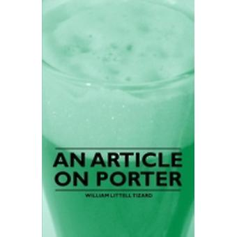 An Article on Porter by Tizard & William Littell