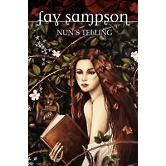 Morgan Le Fay 2 Nuns Telling by Sampson & Fay
