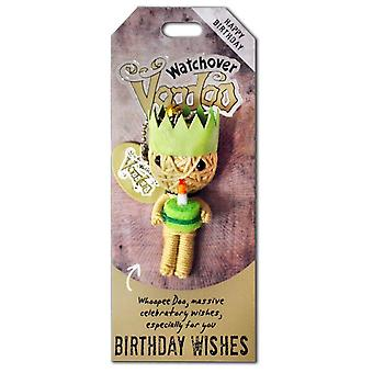 Watchover Voodoo Dolls Birthday Wishes Voodoo Keyring