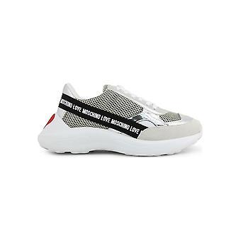 Love Moschino - Shoes - Sneakers - JA15086G1AIO_210A - Ladies - White - EU 41