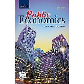 Public Economics (6th Revised edition) by Philip Black - Estian Calit