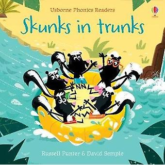 Skunks in Trunks by Russell Punter