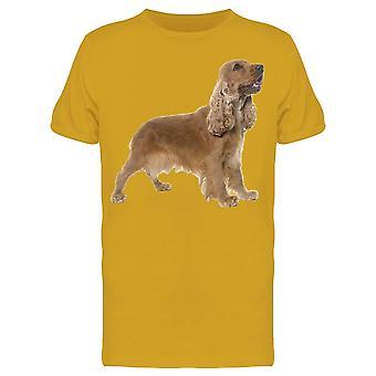 Cocker Buscando Camiseta Hombres's -Imagen por Shutterstock